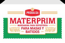 Margarina Materprim Masas